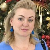 Белоус Наталья Альбертовна, врач-офтальмолог, Владивосток, Россия.