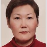 Дженгурова Айса Валериевна, врач-офтальмолог, Москва, Россия.