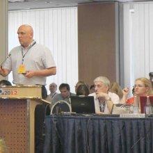 Шкворченко Д.О., доклад на МАКУЛА2012 (г.Ростов-на-Дону, Россия). Media Partner www.organum-visus.com