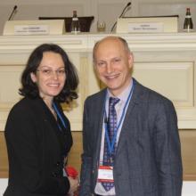 Эскина Э.Н. Конференция «Южно-уральская офтальмологическая панорама». Челябинск, 19 декабря 2014.
