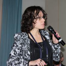 Эскина Э.Н. Конференция «Рефракция». Самара, 28-30 ноября 2014.