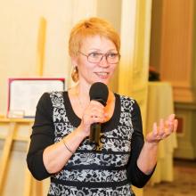 Гусаревич Ольга Геннадьевна, г. Новосибирск, Россия (март 2014г.).
