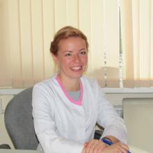Хохлова А.С., врач-глаукоматолог, г. Владивосток, Россия.