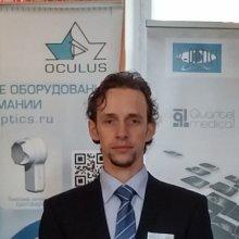 Матяш Алексей Васильевич, Лаборатория кантатных линз SkyOptix, г. Москва, Россия.