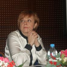 Профессор Панова И.Е., 2013г.