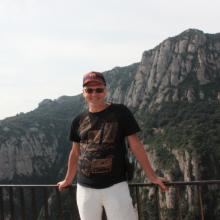 Sergey Y. Golubev, 2015, Montserrat. Портал Орган зрения www.organum-visus.com