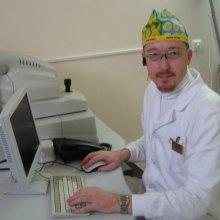 Офтальмохирург Сергиенко А.А., г. Краснодар, Россия.