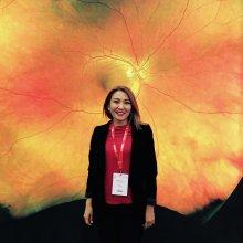 Абышева Лаура Дорбетхановна, врач-офтальмолог, Алматы, Республика Казахстан.