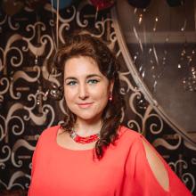 Архипова Марина Маратовна, врач-офтальмолог, Москва, Россия.