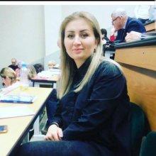 Элесханова Мадина Юсуповна, врач-офтальмолог, г. Моздок, Россия.