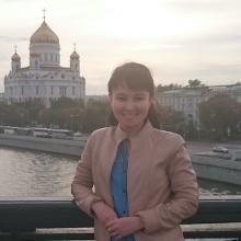 Файзуллина Эльвира Фаизовна, г. Уфа, Республика Башкортостан, Россия.