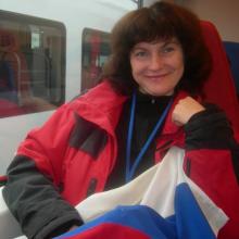 Фомина Светлана Юрьевна, г. Москва, Россия.