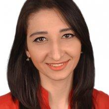 Гасанова Замира Эльмановна, г. Москва, Россия.