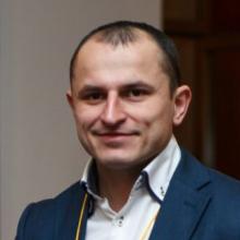 Харламов Георгий Валерьевич, офтальмолог, Санкт-Петербург, Россия.
