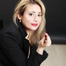 Каспарова Елизавета Аркадьевна, г. Москва, Россия.