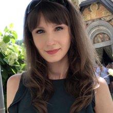 Коновалова Карина Игоревна, врач-офтальмолог, Москва, Россия.