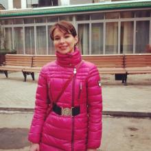 Котоломова Анна Викторовна, г. Пермь, Россия.
