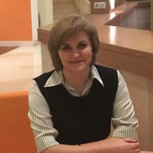 Кузнецова Ирина Леонидовна, врач-офтальмолог, Москва, Россия.