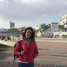 Панфилова Елена Игоревна, оптометрист, Алматы, Республика Казахстан.