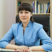 Рябенко Ольга Игоревна, офтальмолог, г. Москва, Россия.