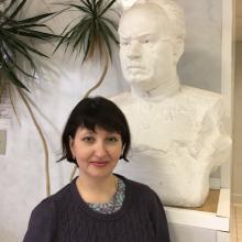 Цуркина Ольга Иннокентьевна, врач-офтальмолог, Иркутск, Россия.
