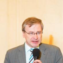Профессор Бржеский В.В., г. Санкт-Петербург, Россия (март 2014г.).