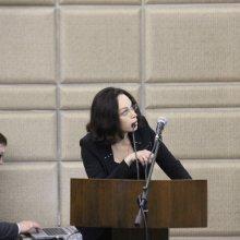 Эскина Э.Н. VI-я научно-практическая конференция Актуальные вопросы офтальмологии. Москва, 16 апреля 2014.