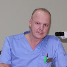 Профессор Мосин Илья Михайлович, детский офтальмолог, г. Москва, Россия.
