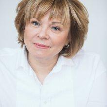 Профессор Ирина Евгеньевна Панова, офтальмоонколог. Санкт-Петербург, Россия, 2016г.