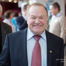Профессор Егоров Е.А, 14 марта 2014г., ВШО-2014, Снегири, Россия.